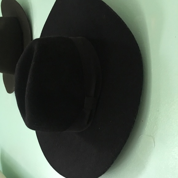 Forever 21 Accessories - Black Floppy hat from Forever 21